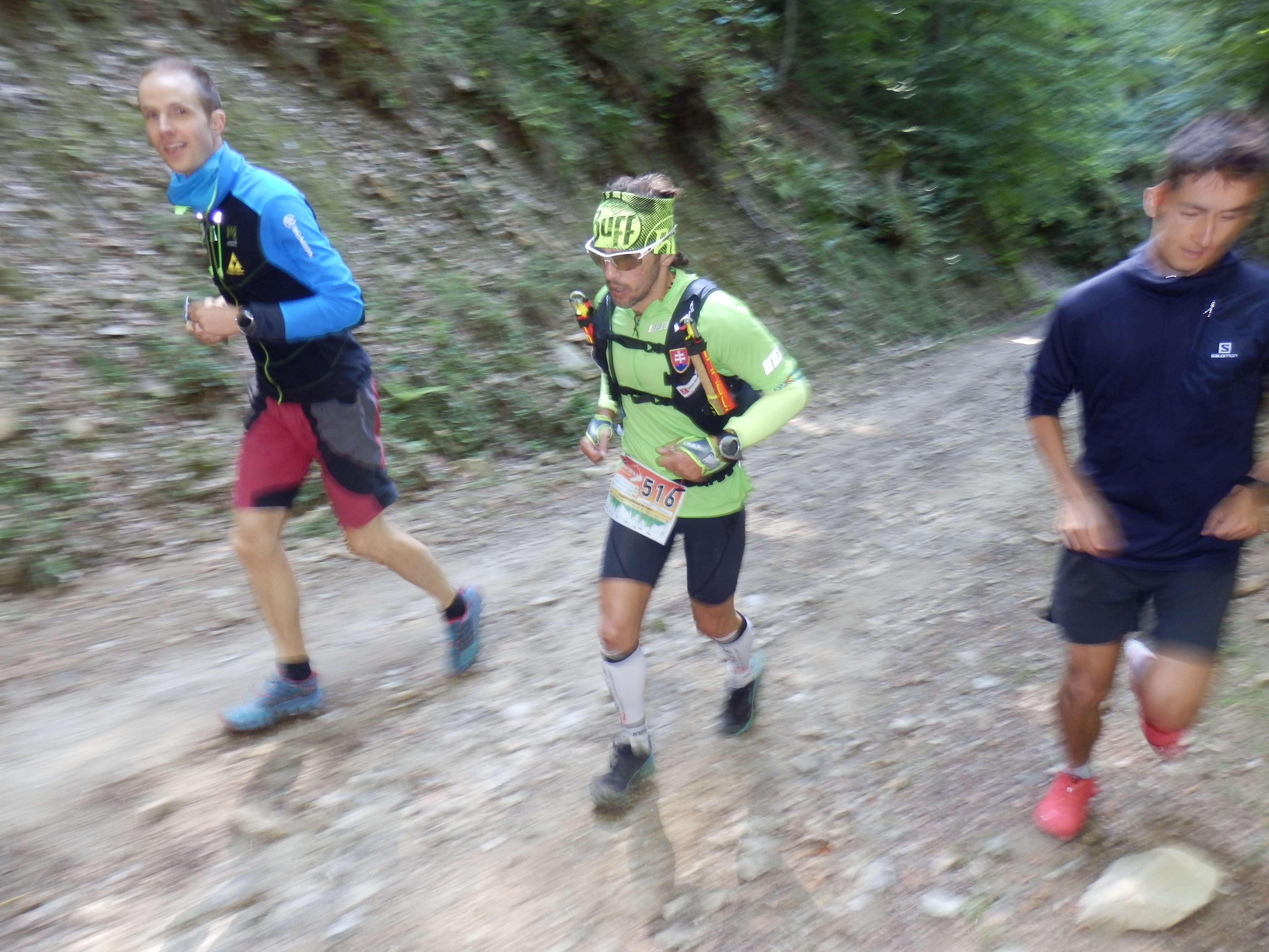 Tomáš Kačmarčík na PIRIN Ultra 2019 - run like no other